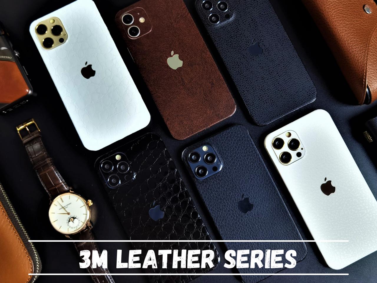 Mojoskins 3M Leather Series