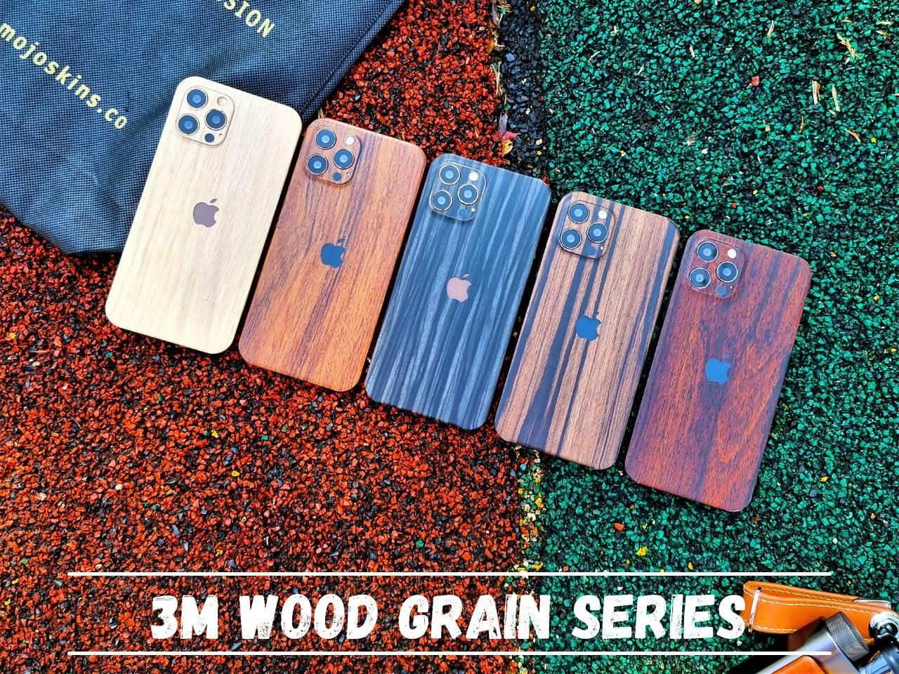 Mojoskins 3M Wood Grain Series