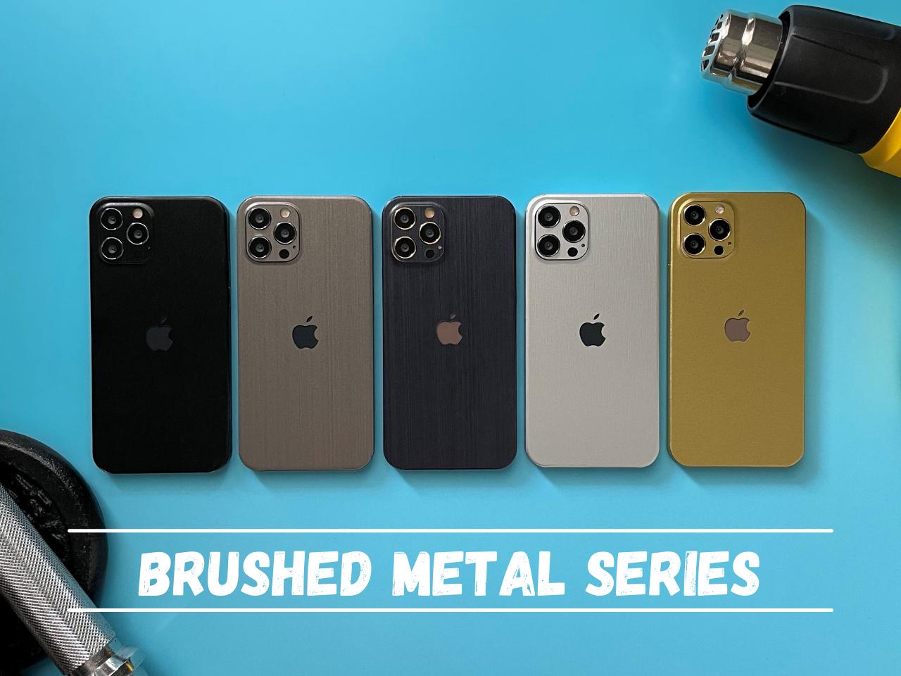 Mojoskins 3M Brushed Metal Series