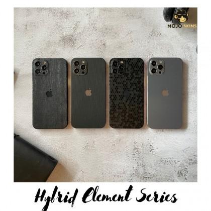 Mojoskins 3M Hybrid Element Series : Black Venom - Iphones