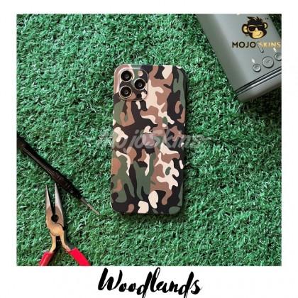 Mojoskins 3M Camouflage Series : Woodlands - Iphones
