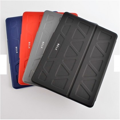 [READY STOCK] BELK Casing Armour Drop Protection Ipad Mini 1 2 3 4 5 Air 1 2 Pro 9.7 10.2 11 Stand Impact Case Cover